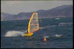 Windsurf all'Isola d'Elba